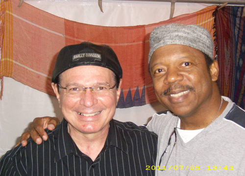 Bruce Conte and Kenney Polson