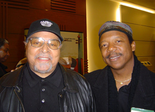 Jimmy Cobb and Kenney Polson