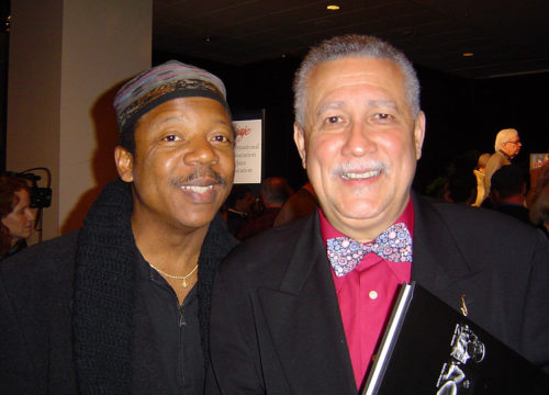 Paquito-D Rivera and Kenney Polson
